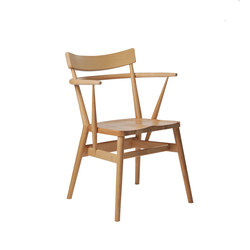 Originals holland park | armchair narrow back | Visitors chairs / Side chairs | Ercol