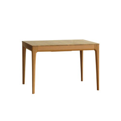 Romana small extending dining table | Canteen tables | Ercol
