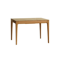 Romana | small extending dining table | Restaurant tables | Ercol