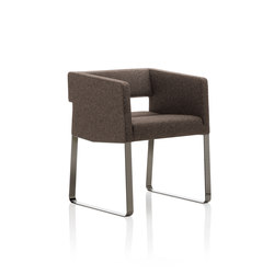 Inka | Visitors chairs / Side chairs | Billiani