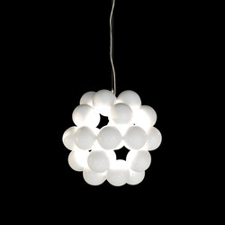 Beads Penta White Pendant | Suspended lights | Innermost