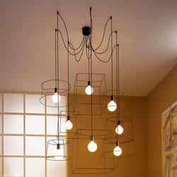 Idea suspension | General lighting | Vesoi