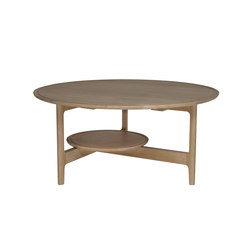Svelto | coffee table | Lounge tables | ercol