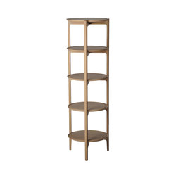 Svelto open shelving | Wall shelves | Ercol
