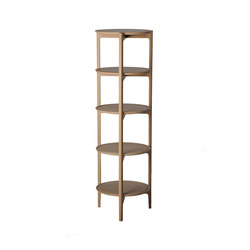 Svelto | open shelving | Wall shelves | Ercol