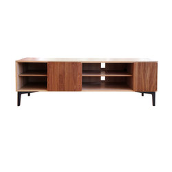 Svelto | wide tv cabinet | Multimedia sideboards | ercol