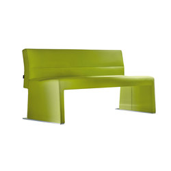 Inka | Waiting area benches | Billiani