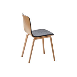Aava | Visitors chairs / Side chairs | Arper