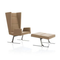 Inka | Fauteuils d'attente | Billiani