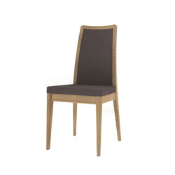 Romana padded back dining chair | Restaurant chairs | Ercol
