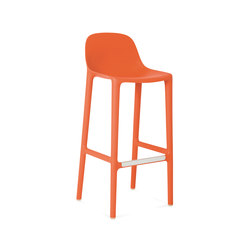 Broom 30 Barstool | Bar stools | emeco
