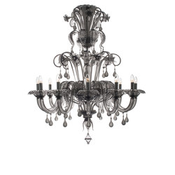 Alpaga | Ceiling suspended chandeliers | VERONESE