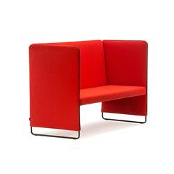 Zippo ZIP2P/100 | Lounge sofas | PEDRALI