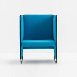 Zippo 2P/100 | Sofás lounge | PEDRALI