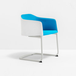 Laja 882 | Visitors chairs / Side chairs | PEDRALI