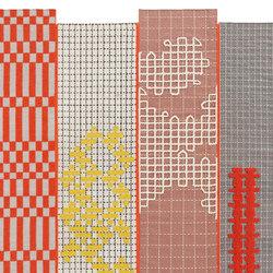 Bandas Rug Orange 240 5 | Alfombras / Alfombras de diseño | GAN