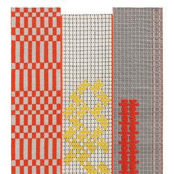 Bandas Rug Orange 180 4 | Tappeti / Tappeti d'autore | GAN