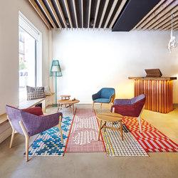 Bandas Rug Turquoise 180 1 | Rugs / Designer rugs | GAN
