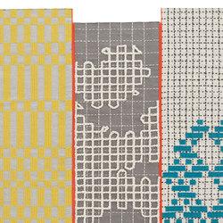 Bandas Rug Turquoise 180 1 | Alfombras / Alfombras de diseño | GAN
