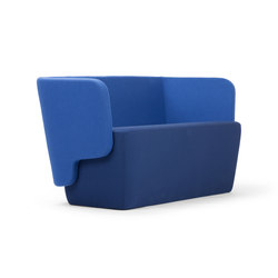 Wrap | Sofás lounge | True Design