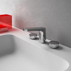 Texture X | Wash-basin taps | Fima Carlo Frattini