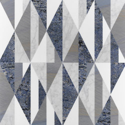 Opus | Tangram artico | Natural stone panels | Lithos Design