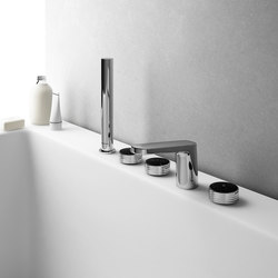 Texture H | Wash-basin taps | Fima Carlo Frattini