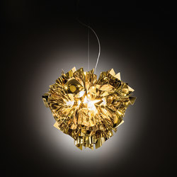 Veli Gold suspension large | General lighting | Slamp