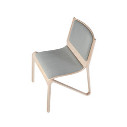 Zesty chair | Visitors chairs / Side chairs | Plycollection