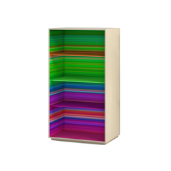 ColorFall bookcase | Shelves | Casamania