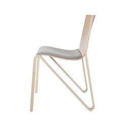 Zesty chair | Sillas de visita | Plycollection
