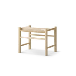 Wegner J16 Stool | Taburetes | Fredericia Furniture