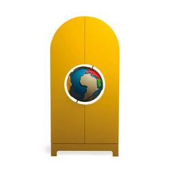 Globe Cabinet | Cabinets | Gufram