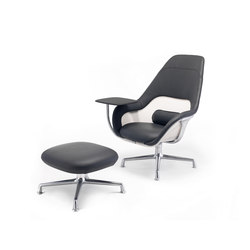 SW_1 Highback Lounge Chair | Loungesessel | Coalesse