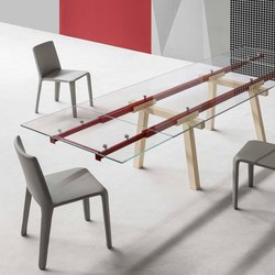 Tracks | Dining tables | Bonaldo
