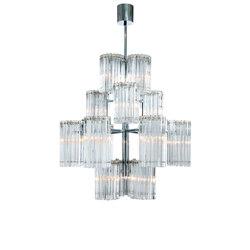 Tambour | Ceiling suspended chandeliers | VERONESE