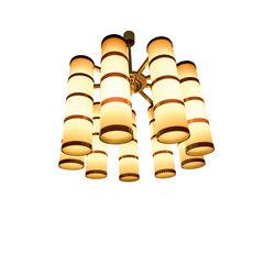 Murene Chandelier | Ceiling suspended chandeliers | VERONESE