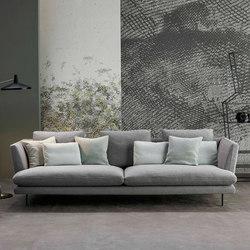 Lars | Divani lounge | Bonaldo