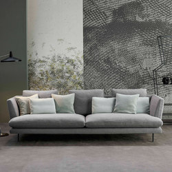 Lars | Lounge sofas | Bonaldo