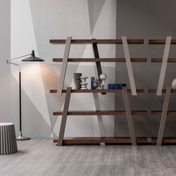 Note Bookcase | Shelving | Bonaldo