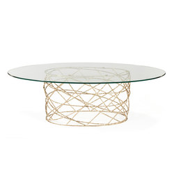 Rosebush | Oval Dining Table | Tables de repas | GINGER&JAGGER