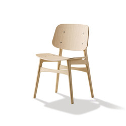 The Søborg Chair | Canteen chairs | Fredericia Furniture
