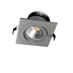 Delta COB Recessed wall light | Lampade spot | LEDS-C4