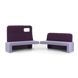 Oracle | Waiting area benches | True Design
