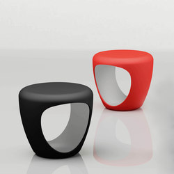 Pebble pouf | Hocker | Bonaldo