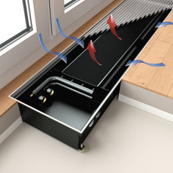 Ascotherm® eco | Underfloor convector | Convector gratings | Prolux Solutions