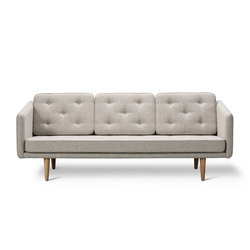 No. 1 Sofa 3 seat | Sofás lounge | Fredericia Furniture