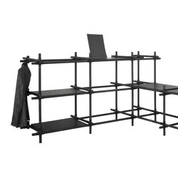 Stick System | Office shelving systems | Menu