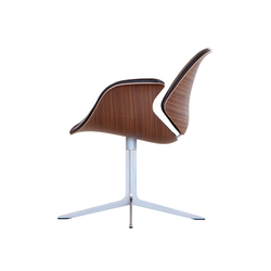 Council Lounge Chair | Loungesessel | onecollection