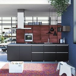 Meccanica | Iron & Wood | Fitted kitchens | Valcucine